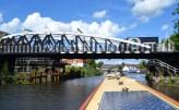 Hayhurst swing bridge Northwich