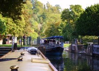 Cookham Lock