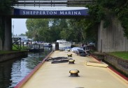 Shepperton Marina