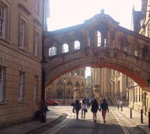 Hertford Bridge - Oxford's Bridge of Sighs