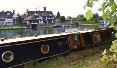 mooring near Henley