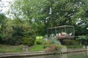Thames garden room