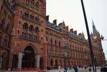St Pancreas Station